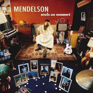 Mendelson Seuls au sommet cover