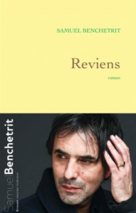 Reviens Samuel Benchetrit cover